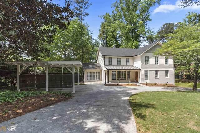 2108 NE Marann Dr, Atlanta, GA 30345 (MLS #8969918) :: RE/MAX Eagle Creek Realty