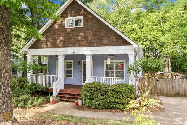 196 Warren St, Atlanta, GA 30317 (MLS #8970028) :: Savannah Real Estate Experts