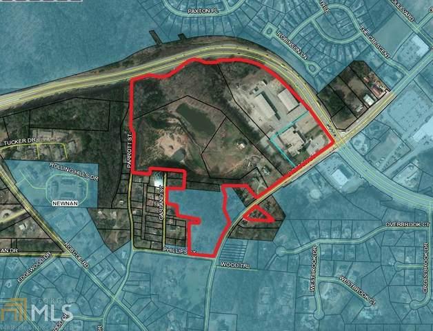 0 Jackson St 42.5 Acres, Newnan, GA 30263 (MLS #8970062) :: Michelle Humes Group