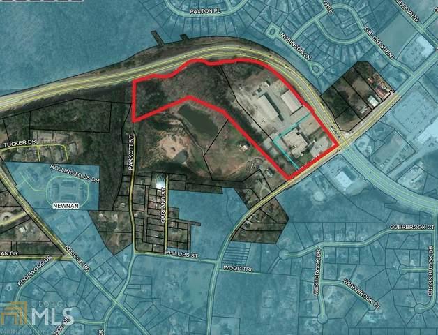 390 Jackson St, Newnan, GA 30263 (MLS #8970063) :: Bonds Realty Group Keller Williams Realty - Atlanta Partners
