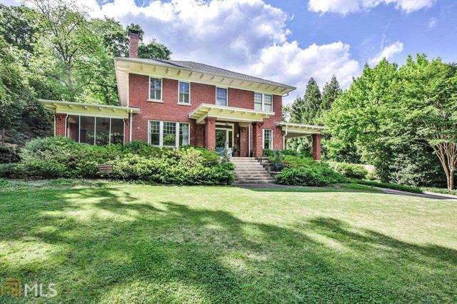 880 Springdale Rd, Atlanta, GA 30306 (MLS #8970093) :: Savannah Real Estate Experts