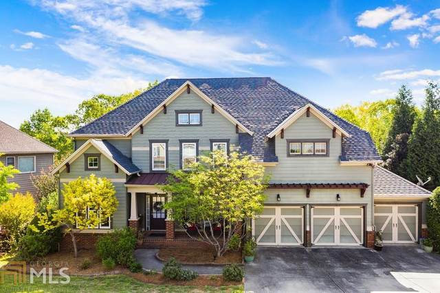 5185 Millwood Dr, Canton, GA 30114 (MLS #8970172) :: Savannah Real Estate Experts