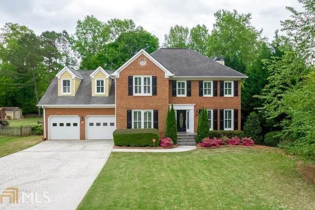 4752 Netherstone Ct, Marietta, GA 30066 (MLS #8970212) :: Savannah Real Estate Experts