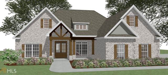420 Stonegate Trl Lot 32A, Perry, GA 31069 (MLS #8970220) :: Savannah Real Estate Experts