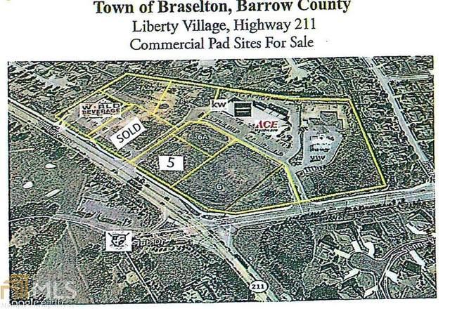 3705 Village Way, Braselton, GA 30517 (MLS #8970287) :: Crown Realty Group