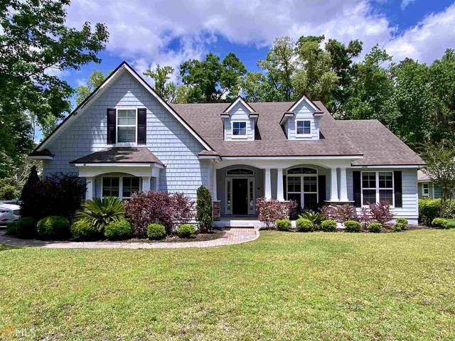 201 Nutgall Dr, St Marys, GA 31558 (MLS #8970357) :: Savannah Real Estate Experts