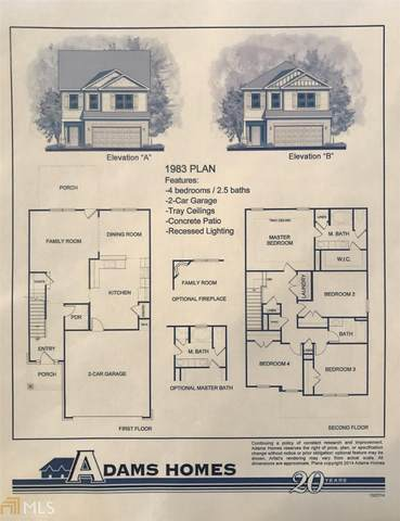 11971 Quail #42, Hampton, GA 30228 (MLS #8970570) :: RE/MAX Eagle Creek Realty