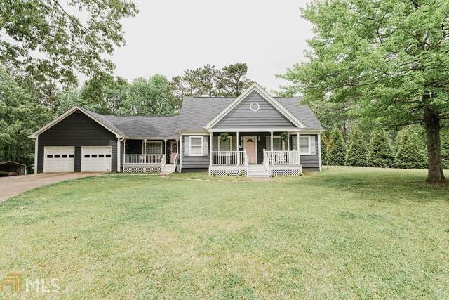2590 Banning Rd, Whitesburg, GA 30185 (MLS #8970659) :: The Realty Queen & Team
