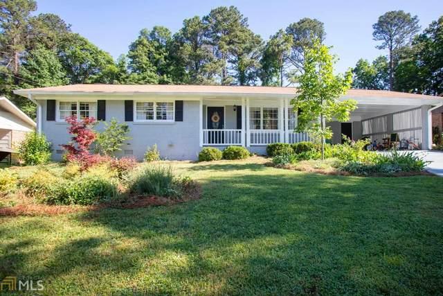 3796 Sarahs Ln, Tucker, GA 30084 (MLS #8970723) :: Savannah Real Estate Experts