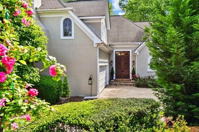4216 Wieuca Overlook, Atlanta, GA 30342 (MLS #8970727) :: Crown Realty Group