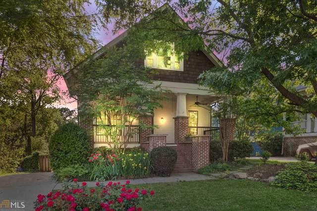 354 Murray Hill Ave, Atlanta, GA 30317 (MLS #8970736) :: Savannah Real Estate Experts