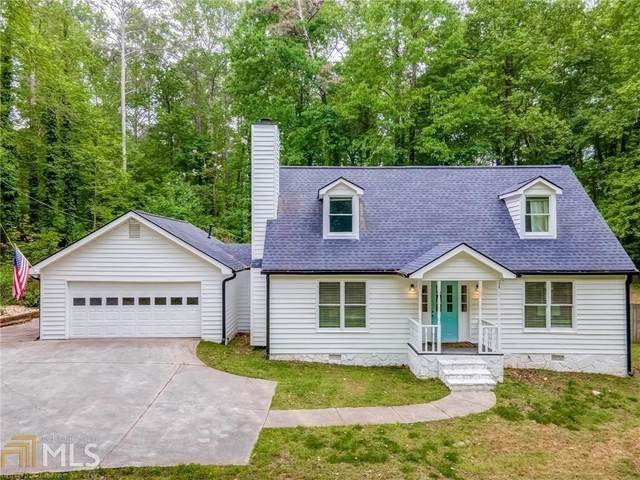 14270 Cogburn Rd, Alpharetta, GA 30004 (MLS #8970843) :: Savannah Real Estate Experts