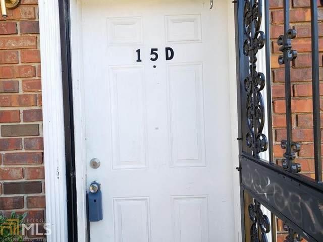 6354 Shannon Pkwy 15D, Union City, GA 30291 (MLS #8970862) :: Bonds Realty Group Keller Williams Realty - Atlanta Partners
