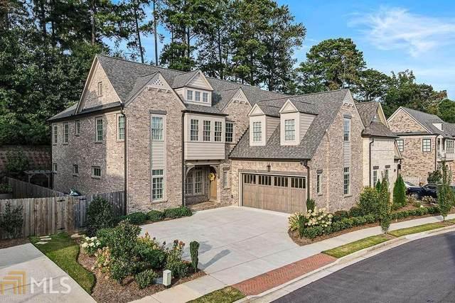1803 Kent Ave, Dunwoody, GA 30338 (MLS #8970930) :: Scott Fine Homes at Keller Williams First Atlanta