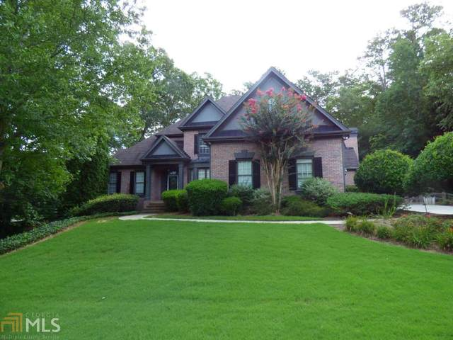 265 Oakhurst Leaf Dr, Alpharetta, GA 30004 (MLS #8971145) :: Savannah Real Estate Experts