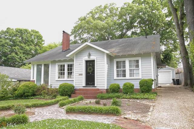 514 E 8Th St, Rome, GA 30161 (MLS #8971148) :: Savannah Real Estate Experts