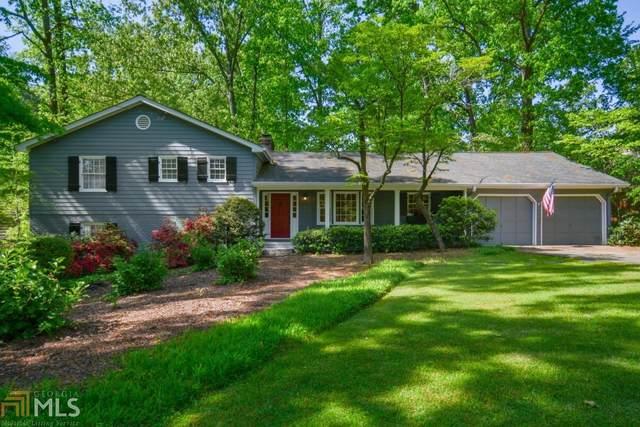 175 Berwick Dr, Sandy Springs, GA 30328 (MLS #8971251) :: Savannah Real Estate Experts