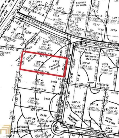 2432 Red Oak Bnd, Oxford, GA 30054 (MLS #8971324) :: RE/MAX Eagle Creek Realty