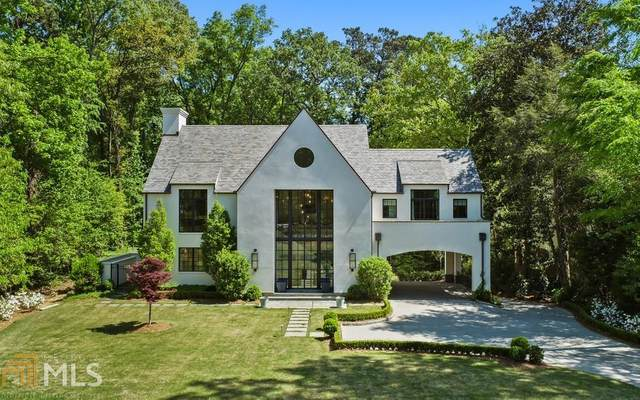147 W Paces Ferry Rd, Atlanta, GA 30305 (MLS #8971386) :: Savannah Real Estate Experts
