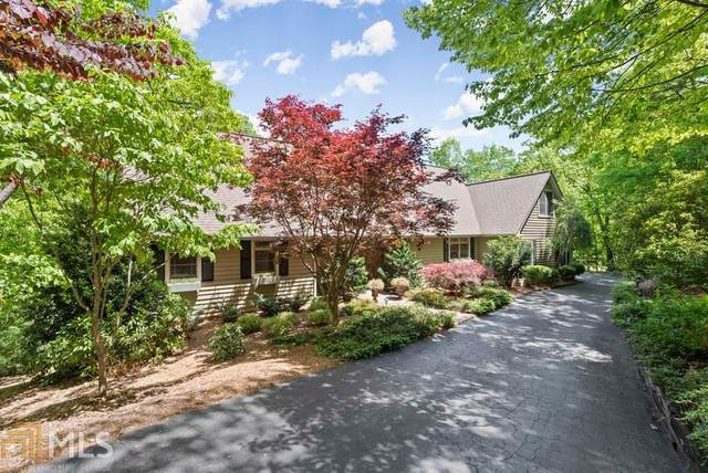1294 Mcelroy Mountain Dr, Big Canoe, GA 30143 (MLS #8971388) :: RE/MAX Eagle Creek Realty
