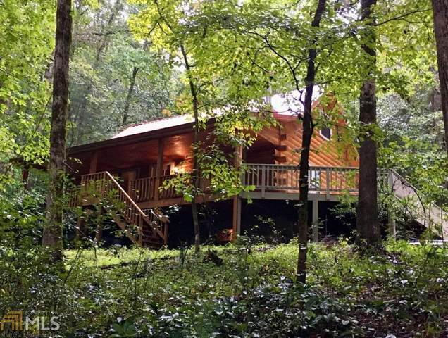 982 Parks Rd, Ellijay, GA 30540 (MLS #8971409) :: Savannah Real Estate Experts