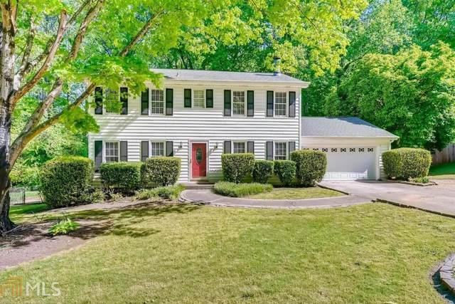 3597 Hickory Cir, Smyrna, GA 30080 (MLS #8971454) :: Savannah Real Estate Experts