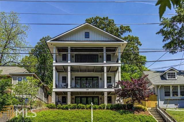 1165 Monroe Dr, Atlanta, GA 30306 (MLS #8971463) :: Team Cozart