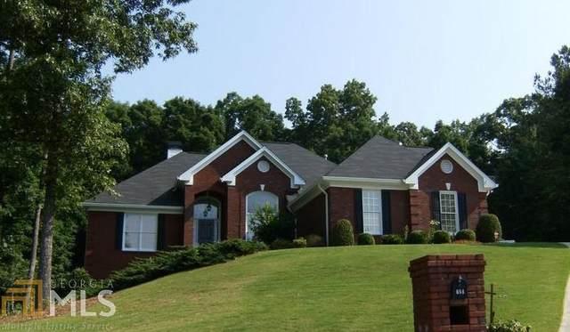 854 Ivy Ridge Dr, Loganville, GA 30052 (MLS #8971474) :: Military Realty