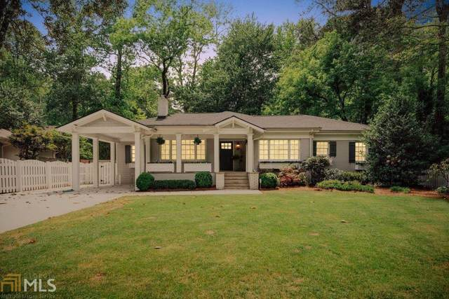 710 Wesley Dr, Atlanta, GA 30305 (MLS #8971488) :: Scott Fine Homes at Keller Williams First Atlanta