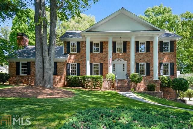 5661 Trowbridge Dr, Dunwoody, GA 30338 (MLS #8971496) :: Savannah Real Estate Experts