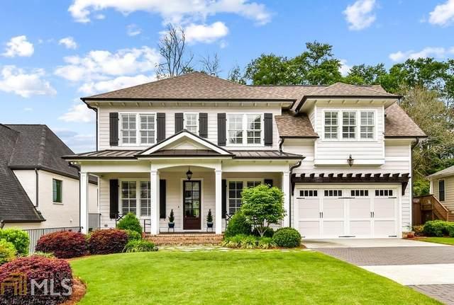 1463 Grant Drive, Brookhaven, GA 30319 (MLS #8971620) :: Scott Fine Homes at Keller Williams First Atlanta
