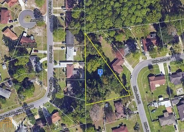 2506 Little John Ct, Savannah, GA 31406 (MLS #8971675) :: Perri Mitchell Realty
