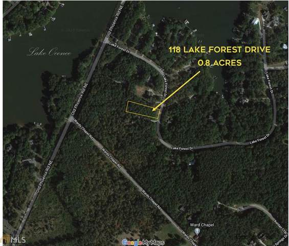 0 Lake Forest Dr Lot 56, Eatonton, GA 31024 (MLS #8971758) :: Perri Mitchell Realty
