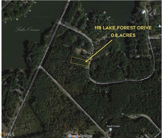 0 Lake Forest Dr Lot 56, Eatonton, GA 31024 (MLS #8971758) :: Bonds Realty Group Keller Williams Realty - Atlanta Partners