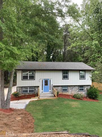 2403 S South Hairston Rd #35, Decatur, GA 30035 (MLS #8971905) :: The Ursula Group