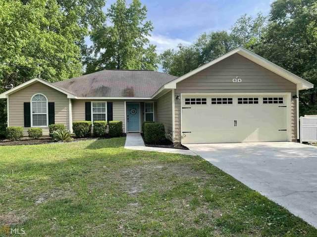 824 E Hilton Ave, Kingsland, GA 31548 (MLS #8971909) :: RE/MAX Eagle Creek Realty
