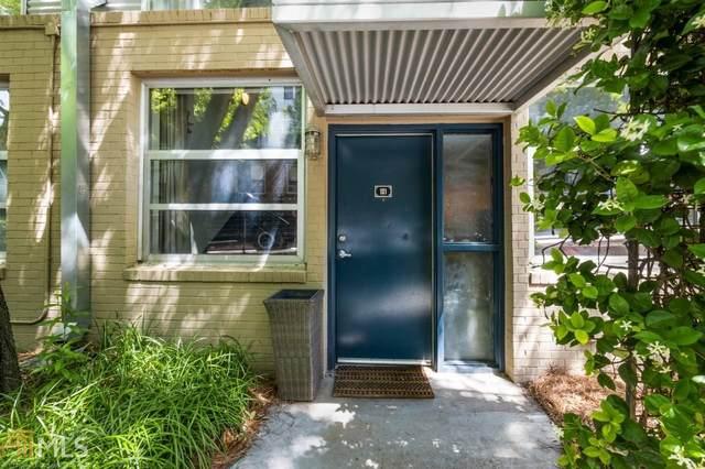 400 Village Pkwy #101, Atlanta, GA 30306 (MLS #8972057) :: Tim Stout and Associates