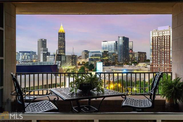 250 Park Avenue West #804, Atlanta, GA 30313 (MLS #8972099) :: Buffington Real Estate Group