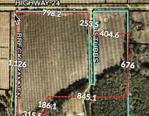 0 Bobby Stubbs Rd, Statesboro, GA 30461 (MLS #8972145) :: Buffington Real Estate Group