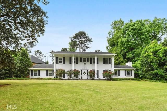 1575 Old Spring House Ln, Dunwoody, GA 30338 (MLS #8972161) :: Scott Fine Homes at Keller Williams First Atlanta