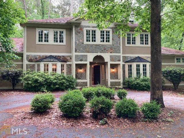 5051 Powers Ferry Rd, Sandy Springs, GA 30327 (MLS #8972275) :: Scott Fine Homes at Keller Williams First Atlanta