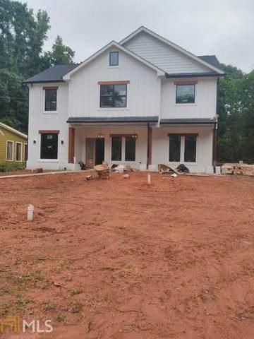 2173 SW Montrose Ave, Atlanta, GA 30311 (MLS #8972278) :: Savannah Real Estate Experts