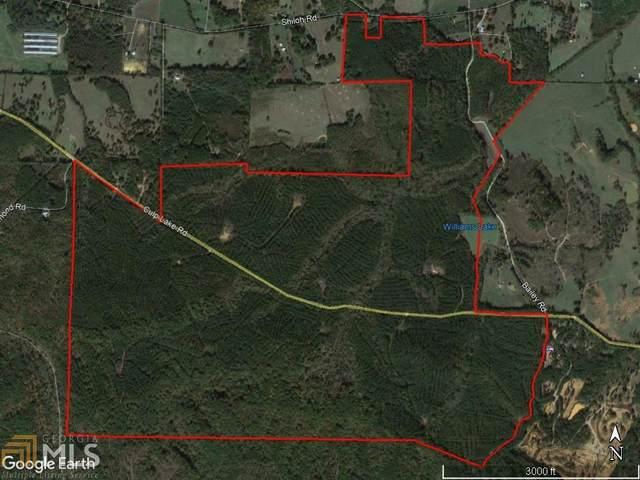 0 Culp Lake Rd R8-1196, Cedartown, GA 30125 (MLS #8972397) :: Rettro Group