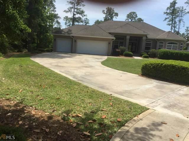 468 Millers Branch Dr, Saint Marys, GA 31558 (MLS #8972411) :: Savannah Real Estate Experts