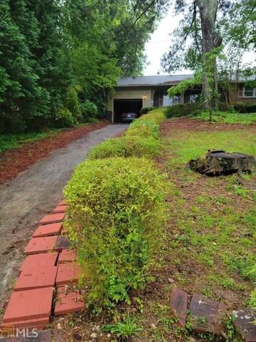 2950 Heather Dr, Atlanta, GA 30344 (MLS #8972523) :: AF Realty Group