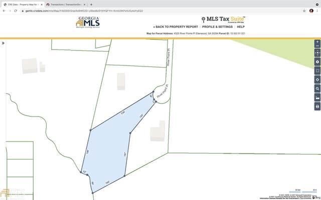 4325 River Pointe Pl, Ellenwood, GA 30294 (MLS #8972568) :: Perri Mitchell Realty