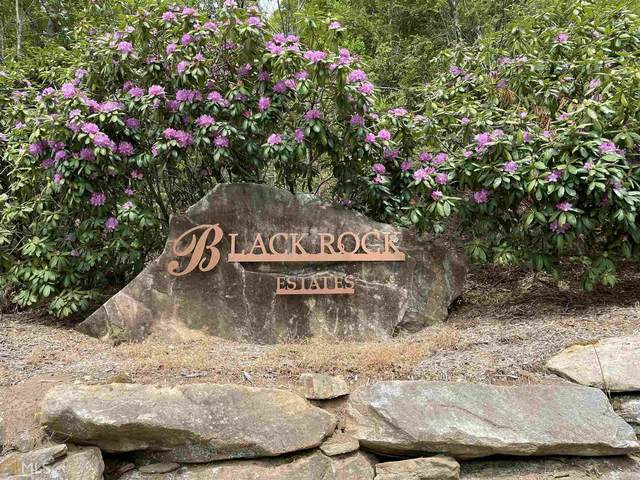 0 Black Rock Estates Lot 16, Clayton, GA 30525 (MLS #8972582) :: The Durham Team