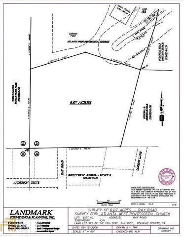 0 Ray Rd, Lithia Springs, GA 30122 (MLS #8972638) :: AF Realty Group