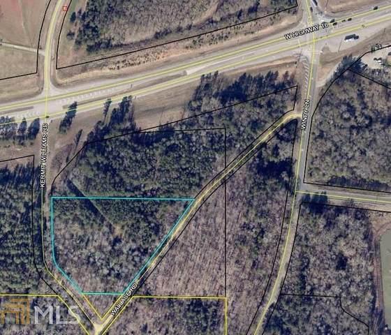 0 Wallace Rd, Jackson, GA 30233 (MLS #8972640) :: Rettro Group