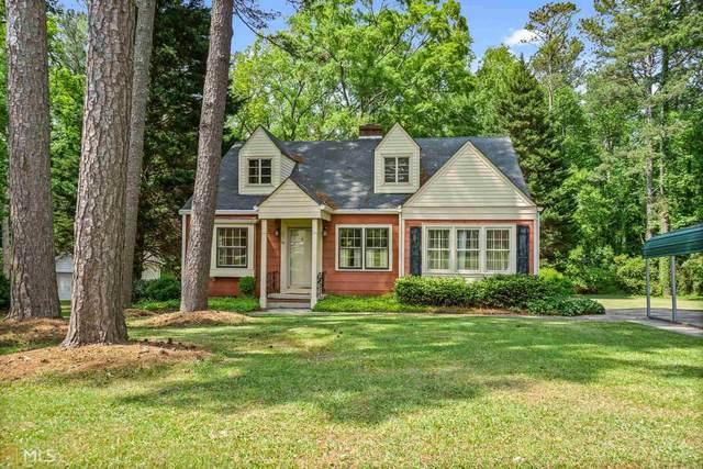 30 Woodlawn Ave, Hampton, GA 30228 (MLS #8972645) :: Grow Local